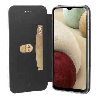 Premium folio case for Samsung Galaxy A12