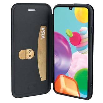 Premium folio case for Samsung Galaxy A41.