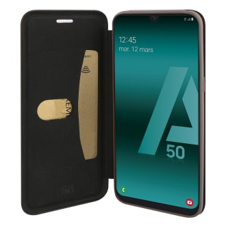 Premium folio case for Samsung Galaxy A50