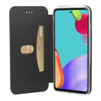 Étui folio premium pour Samsung Galaxy A52 4G et 5G