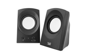 2.0 speakers ARK white