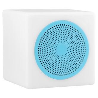 Wireless speaker LUMI LED blue