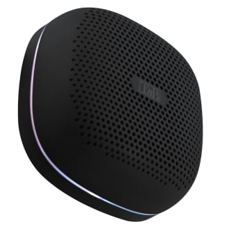 Wireless speaker RECORD II LED black