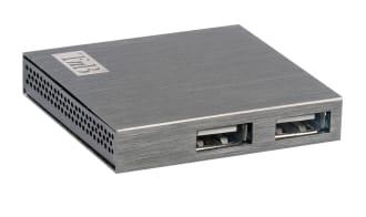 Hub USB-A aluminium vers 4x USB-A