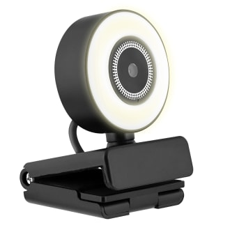 1080P webcam streamer with light ring - INFLUENCE