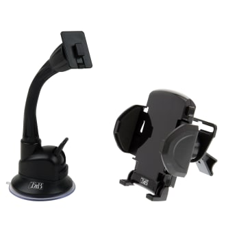 Stable suction cup and air-vent grid holder