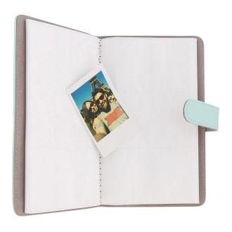 Album photo Instax 108 photos bleu