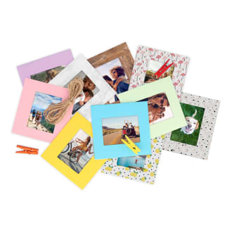 Cadres papier photo Do It Yourself format mini