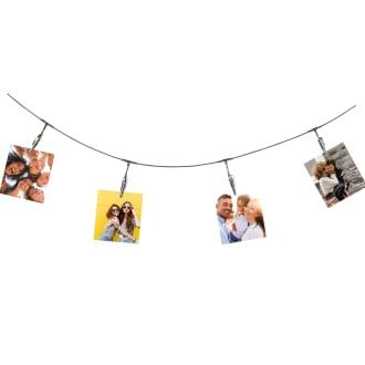 Câble porte-photos 10 pinces