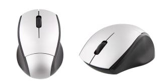 Wireless mouse MINY grey