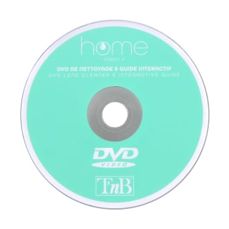 CLEANING DISC FOR DVD PLAYER