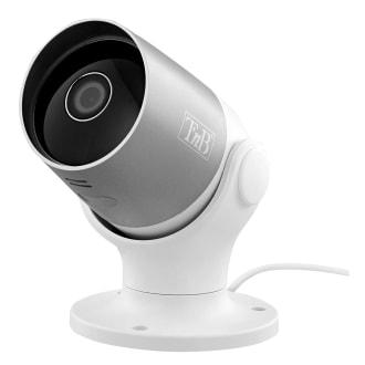 Indoor - outdoor connected surveillance camera