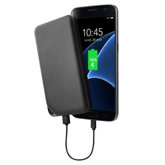 2 USB powerbank 10 000 mAh 10W