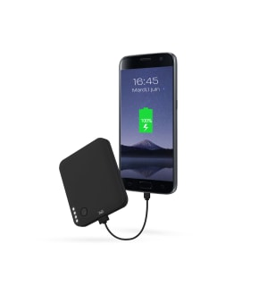 1 USB powerbank 6000 mAh 10W Slim