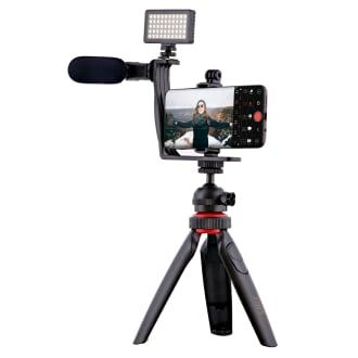 Vlogger video pack