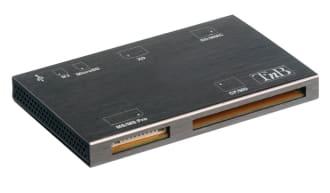 Lecteur carte mémoire multifonction aluminium