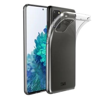 Coque souple transparente pour Samsung Galaxy S20 Fan Edition