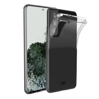 Coque souple transparente pour Samsung Galaxy S21 Plus
