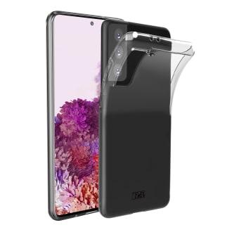 Coque souple transparente pour Samsung Galaxy S21
