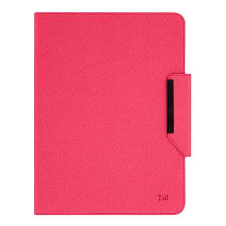 "Universal folio case for tablet 10"" REGULAR pink"