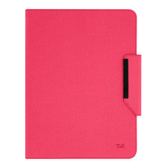 "Etui folio universel pour tablette 10"" REGULAR rose"
