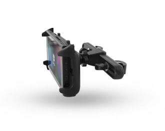 Support mâchoire pour appuie-tête compatible tablette