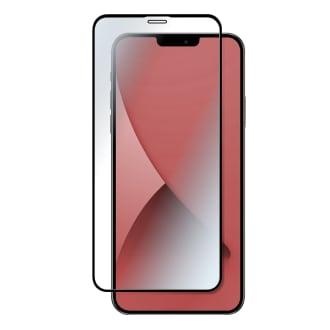 Protection intégrale en verre trempé pour iPhone 12 Pro Max.