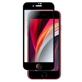 Protection intégrale en verre trempé pour iPhone SE 2020