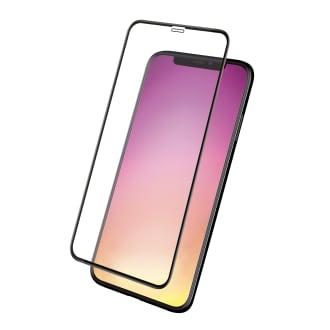 Protection intégrale en verre trempé pour iPhone 11.