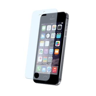 Protection  en verre trempé pour iPhone 5 SE.