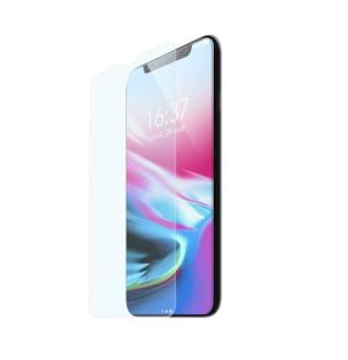 Protection en verre trempé pour iPhone XS.