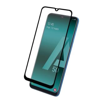 Protection intégrale en verre trempé pour Samsung Galaxy A50 / A30