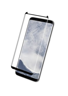 Tempered glass protection for Samsung Galaxy S8
