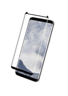 Protection intégrale en verre trempé pour Samsung Galaxy S8