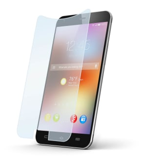 Universal tempered glass protection 5,5''