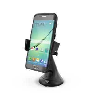 Universal windscreen mount for smartphones