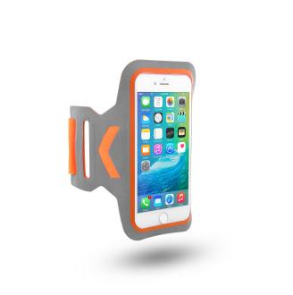 Ultra thin smartphone armband