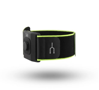 Armband kit with CLIP'in fixation