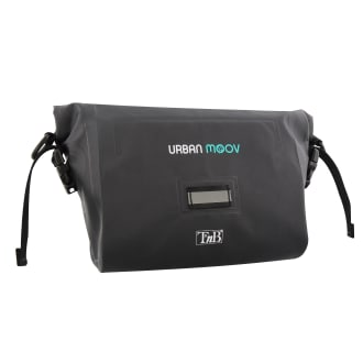 Handlebar storage bag for bike/ e-scooter