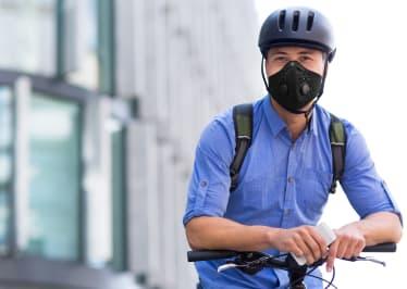 FFP2 Pollution mask