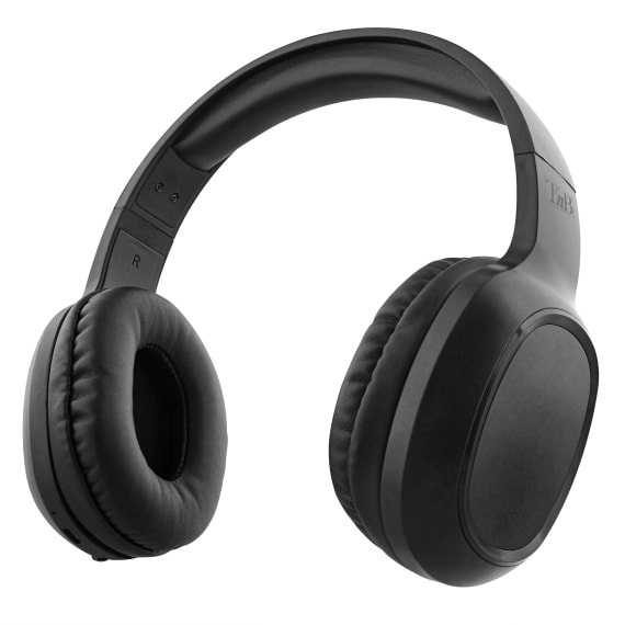 HTAG Bluetooth headphone black
