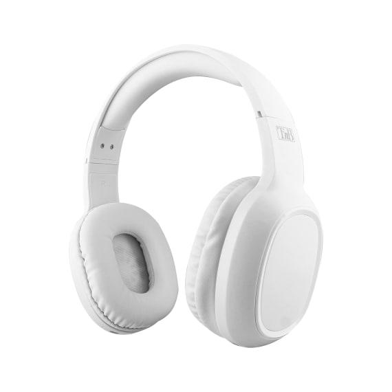 Casque Bluetooth HTAG blanc