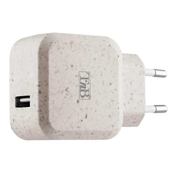 1 USB wall charge eco built