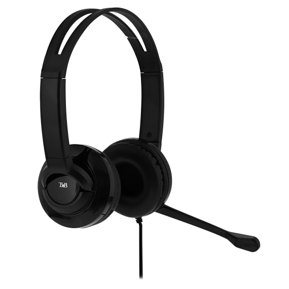 HS-200 - Light multimedia wired headset