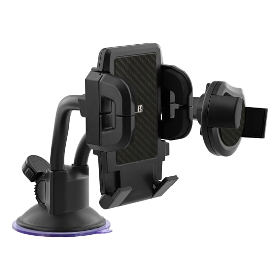 DRIVER suction cup jaw double holder