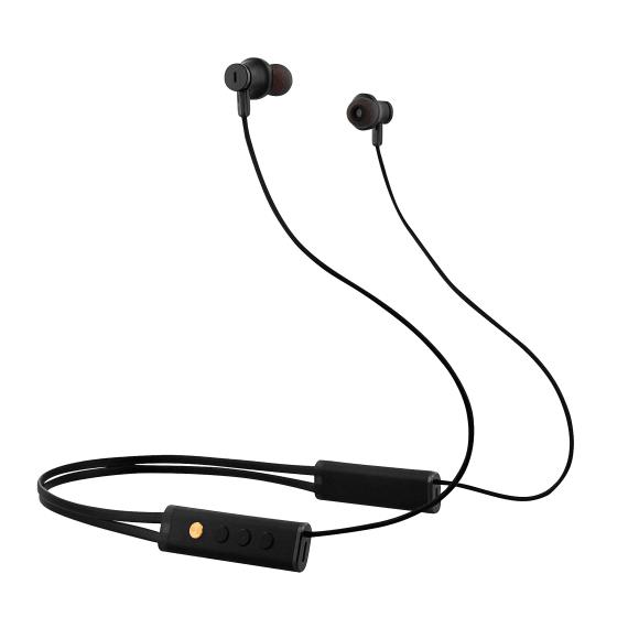 Bluetooth earphones TRAVEL black