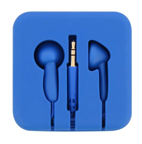 Wired earphones jack POCKET blue