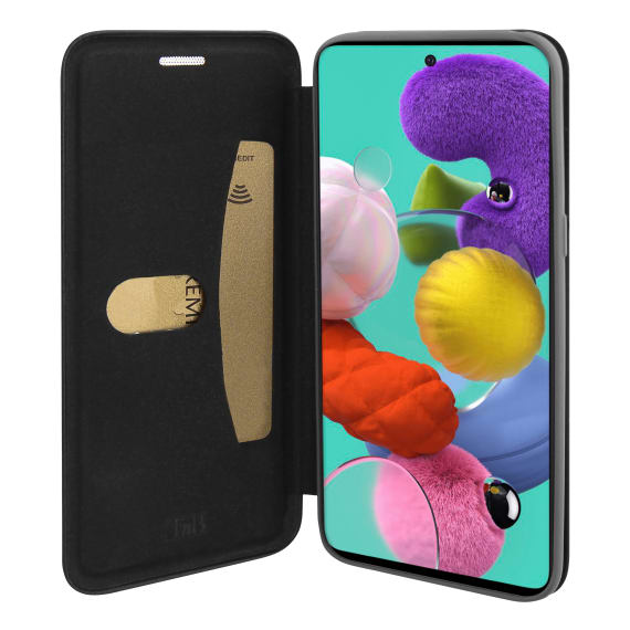 Premium folio case for Samsung Galaxy A51