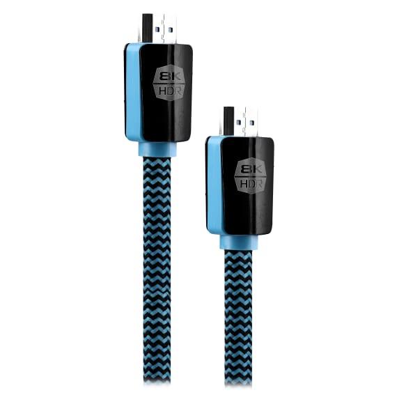 Male HDMI / male HDMI 8K cable 2m