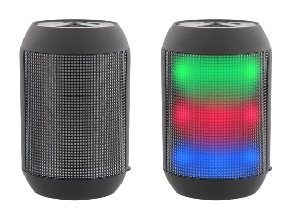 Wireless speaker LED